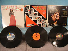 3 Records 1 Price! Five Queens of Country/Loretta Lynn: Singin with Feelin/I Lie