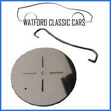 MGB,Triumph,Morris,Mini,Polished breather valve/top cover &  new chrome clip