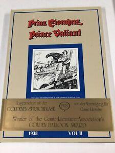Prince Valiant Prinz Eisenherz Hardcover Comic Gallery English German Volume 2