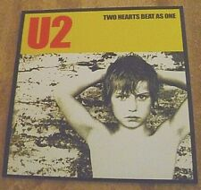 More details for u2 french 'two hearts' 12