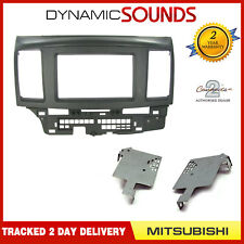 CT23MT05 CD Stereo Double Din Fascia Fitting Kit For Mitsubishi Lancer 2008>