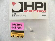 HPI A150 Ball 2mm Differential (12 Pcs) Vintage RS4 Serie