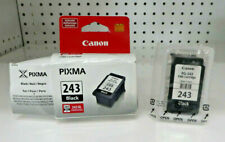 CANON PG-243 BLACK INK CARTRIDGE OPEN BOX/ GENUINE/ NEW