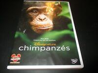 "DVD ""CHIMPANZES"" documentaire Disney"