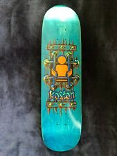 Girl skateboards Lucero tribute deck - Koston - New, Rare!