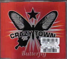 Crazy Town-Butterfly cd maxi single