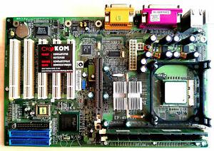 EPoX Computer EP-4PEA9I, Socket 478, Motherboard +CPU + ram