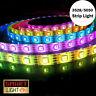 5-20M RGB 3528 5050 LED Strip Light SMD 12V DC Waterproof Lights Party Bar Decor