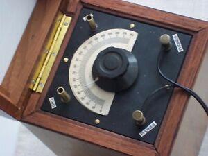 CRYSTAL  RADIO  SET  ....AND SINGLE HEADPHONE...................