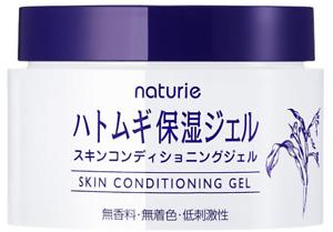 imju naturie Skin Conditioning Gel HATOMUGI 180g Japan NEW