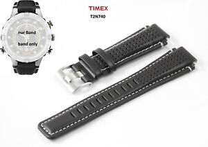 Timex Ersatzarmband T2N740 Original E-Tide & Temp - Ersatzband fit T2N720 T2N723