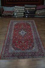 8X13 Fine Rare Size Traditional Kashan Persian Rug Oriental Area Carpet 7'6x12'7