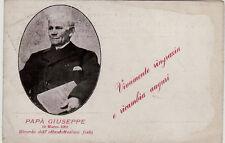 #CASTELSANGIOVANNI: PAPA' GIUSEPPE 19 marzo 1902 RICORDO DELL'80a FESTA