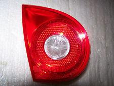 06-09 VW Golf Rabbit Tail light Left Tailgate Light LT Taillight OEM Trunk Lamp