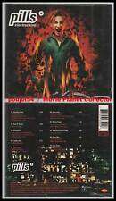 "PILLS ""Electrocaine"" (CD Digipack) 1998 NEUF"