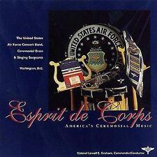 Esprit De Corps, New Music