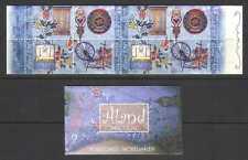 Aland 1999  Art/Folk/Craft/Ceramics 8v bklt (n21116)