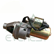 Electric Starter Motor For Duromax XP4400 XP4400-CA XP4400E XP4400EH Generators