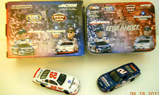 Kevin Harvick 2001 AC Delco/Goodwrench Busch Champ & Cup ROY 1/64 Cars In Tin