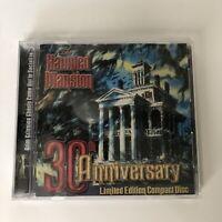 Disneyland Haunted Mansion 30th Anniversary Limited Edition CD