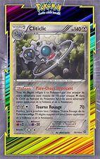 ��Cliticlic Reverse-XY11:Offensive Vapeur-73/114-Carte Pokemon Neuve Française