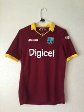 WEST INDIES CRICKET TEAM JERSEY SHIRT JOMA SIZE S
