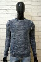 GUESS Maglione Cardigan Uomo Pullover Taglia M Maglia Felpa Sweater Man Casual