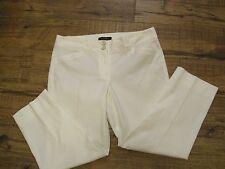 Women's White House  Black Market Stretch Crop Leg Pants - Size 10