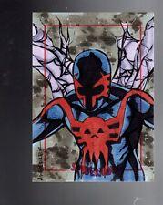 Spider-Man Archives Anthony Wheeler sketch card