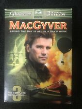 Macgyver: The Complete Third Season (4 of 5 Dvds)