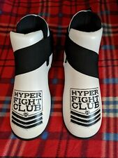 Hyper Fight Club Karate Footwear protection Mma Boots Muay Thai foot gear Large