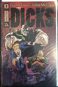 Dicks #3 VF 1st Aufdruck Avatar Comics Garth Ennis John Mccrea