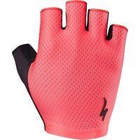 Specialized Men's Short-Fingered Grail Gloves 2018-Acid Red-XXL