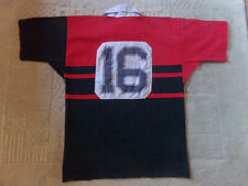 maillot rugby porté match N°16 STADE TOULOUSAIN 1994 taille 6 XL maillosport