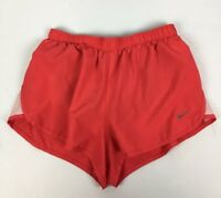 Nike Dri-Fit Women's Athletic/Running Lined Shorts Pink Size Small