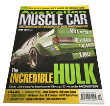 Australian Muscle Car Magazine 10 Bathurst 1000 XE Dick Johnson
