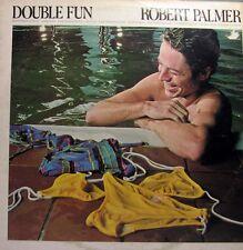 ROBERT PALMER Double Fun LP