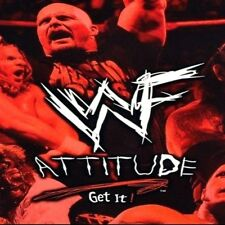 "WWF ""Attitude Era"" Full Episode Collection (1997-2002)"