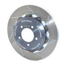 Girodisc Rear 2-Piece Floating Motorsports Rotors Mitsubishi Evo X