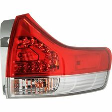 Tail Light Assembly-LE Right AUTOZONE/PILOT COLLISION fits 2011 Toyota Sienna