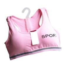 Damen Sport-BH Top Push Up Sports Bra BH Bustier Vest Tops Yoga Underwear Pop