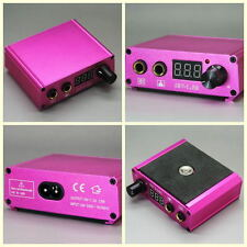 4 Color Mini Portable Tattoo Power Supply Quality and Stable Circuit Board