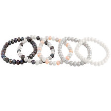 Set of 5 Pearl Bracelets FGB-01