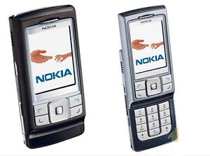 Original NOKIA 6270 Unlocked Mobile Phone MP3 MP4 Player Bluetooth Cellphone