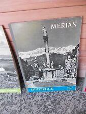 Merian: Innsbruck, Heft 8, VIII