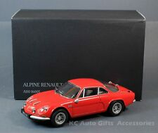 Kyosho 08484R Renault Alpine 1973 A110 1600S Red 1:18 Scale Diecast