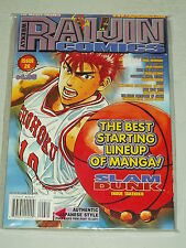 RAIJIN COMICS #26 JAPANESE MANGA MAGAZINE JUNE 25 2003