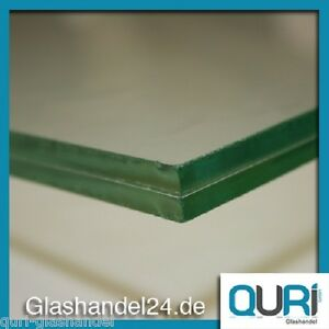 VSG 8mm Sicherheitsglas klar , VSG Glas für Terrassenüberdachung Pergola