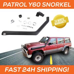 Snorkel / Schnorchel for Nissan Patrol GQ Y60 01.88 - 10.97 Raised Air Intake