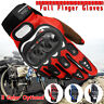 Motorcycle Gloves Motorbike Motocross Cycling Racing Rider Full Finger Gloves
